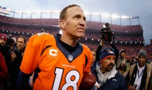 Peyton Manning Insists His Arm Is Just As Strong Today As When He Lost All Those Other Super Bowls