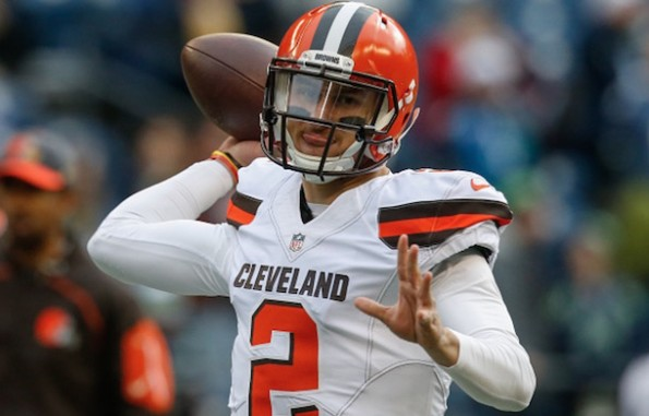 Is Johnny Manziel Forcing the Cleveland Browns to Bring Down the Hammer?