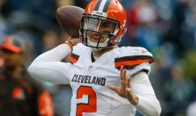 Report: Browns Lied About Johnny Manziel's Concussion