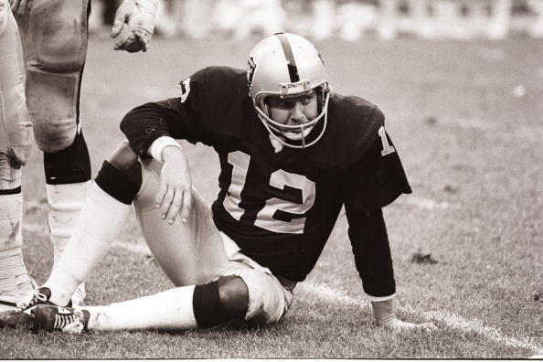 Raiders Ken Stabler