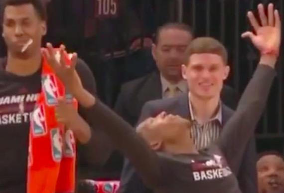 Knicks chant