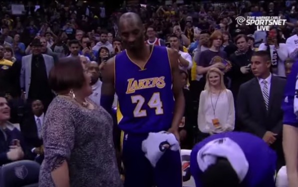 Kobe fan
