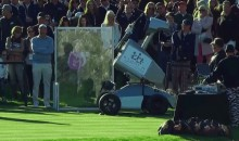 This Crazy Golf Robot Just Bagged a Hole-in-One at the Phoenix Open (Video)