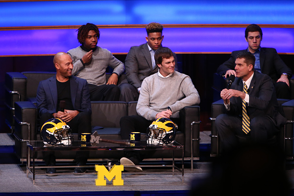 Michigan Signing of the Stars