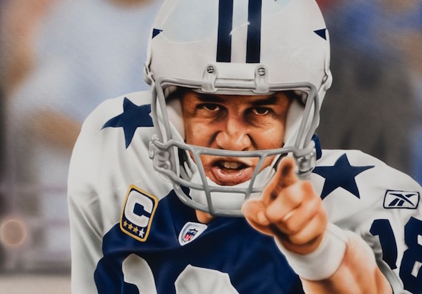 Peyton Manning Dallas Cowboys