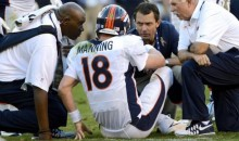 BREAKING: Peyton Manning Injured Doing Pregame Dab, Osweiler to Start Super Bowl 50