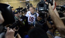 Peyton Manning Earns $2-Million Bonus For Winning Super Bowl 50