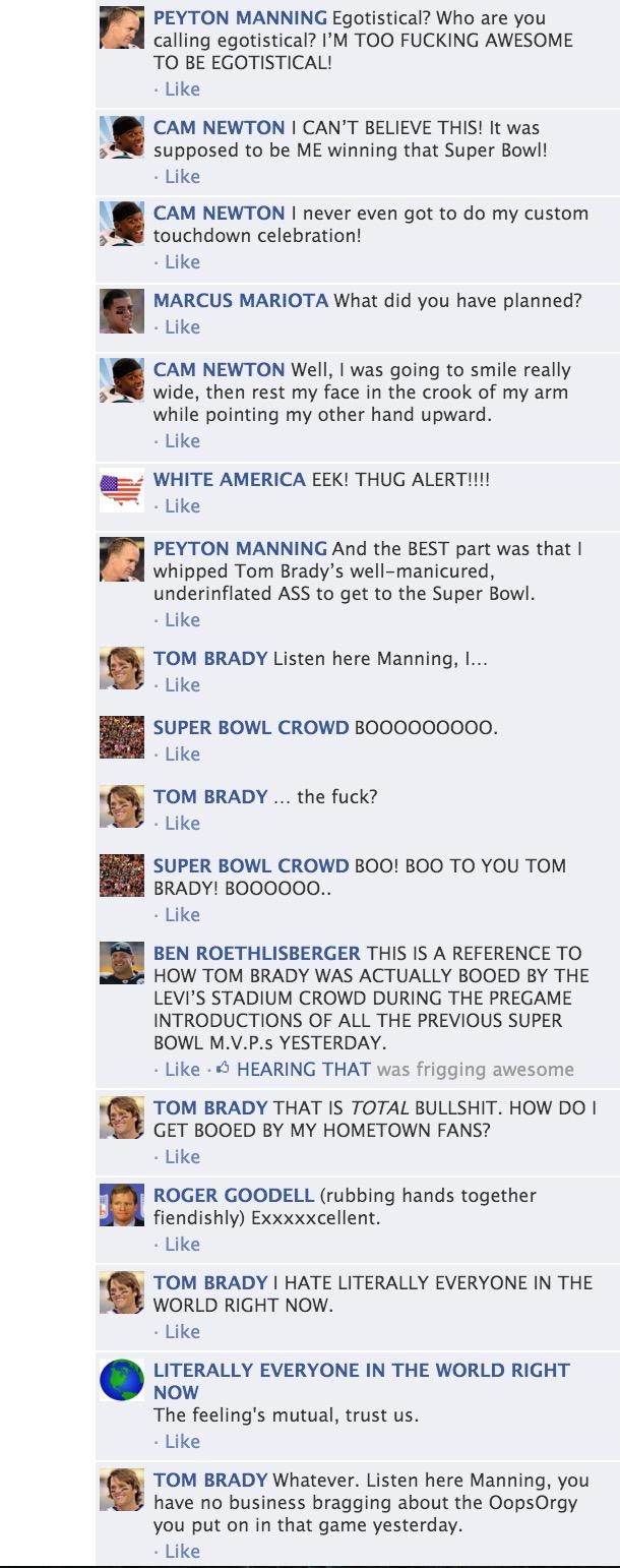 QB Convo - Super Bowl 50 2