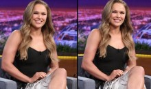 Ronda Rousey's Pissed That 'Tonight Show' Wanted Her to Post Photoshopped Pic of Herself