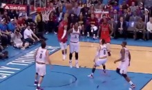 Russell Westbrook is a Freak (Video)