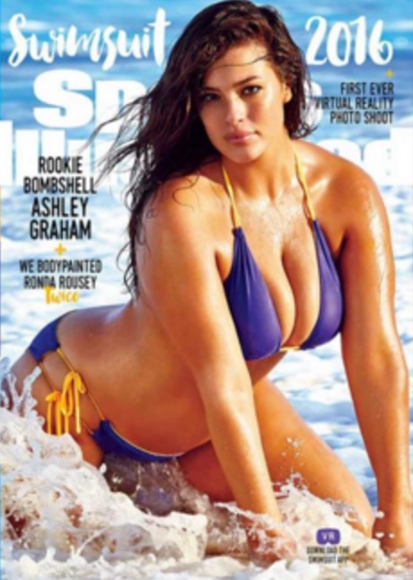 SI Swimsuit Cover - Ashley Graham