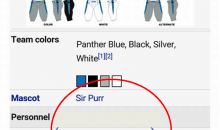 Carolina Panthers Get Hilarious Wikipedia Update After Losing Super Bowl 50 (PIC)