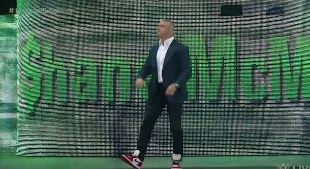 Shane McMahon WWE Return