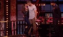 Tim Tebow Had His Leg Dry-Humped By the Sexy Nina Dobrev (Video)