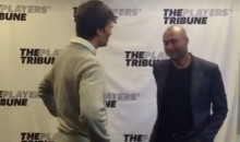 "Tom Brady Tells Derek Jeter ""We Blew It"" (Video)"