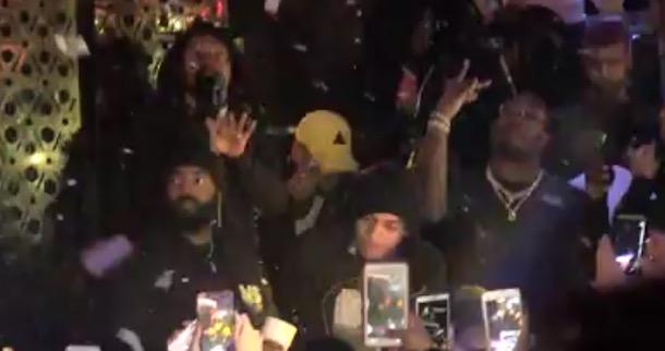 Von Miller Lil Wayne partying