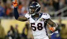 "Von Miller Wins Super Bowl MVP, Says ""F*ck Disney, I'm Hitting Up the Strip Joint"""