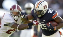 Auburn RB Declares For NFL Draft Because His Mom Is Homeless (Video)