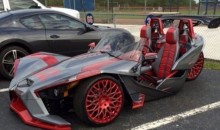 Yoenis Cespedes Is Driving Some Crazy Cars to Spring Training (Pics)