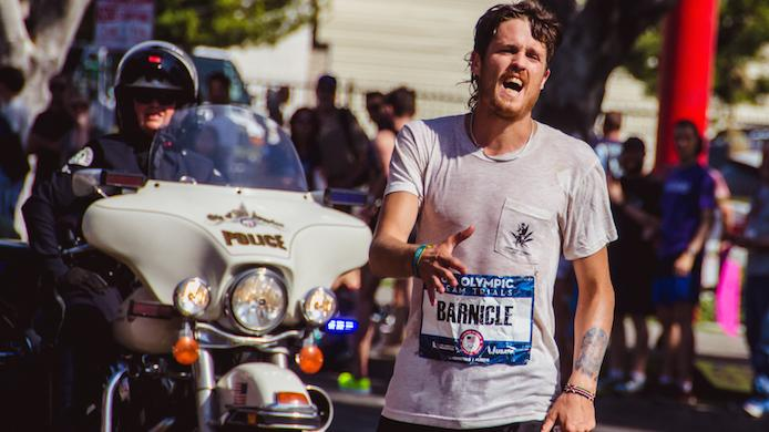 chris barnicle world's fastest stoner finishes dead last in U.S. olympic marathon trials
