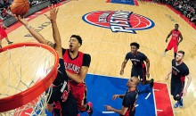 Pelicans Anthony Davis 59 Points, 20 Rebounds vs. Detroit Pistons (Video)