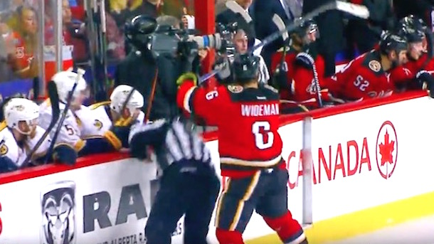 dennis wideman suspension