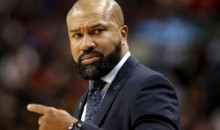 Knicks Fire Derek Fisher While All Eyes Are Focused on the Super Bowl
