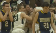 Premature Celebration Costs This High School B-Ball Team A State Championship (Video)