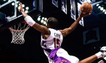 The NBA Released A Dunk Mixtape Of Vince Carter: The Toronto Years (Video)