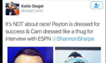 Shannon Sharpe Makes Twitter User Delete Her Account After Tweet About Cam Newton