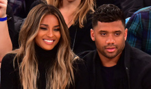 Ciara Really Wants To Pop Seahawks QB Russell Wilson's Cherry