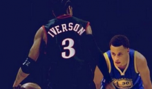 "Allen Iverson On Curry: ""That Light Skinned Dude Is Unreal."" (Audio)"