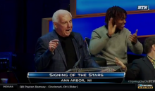 "Ric Flair: ""I Can't Stand Ohio St, I Got No Time For Michigan State"" (Video)"