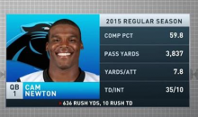Jim Rome Believes Cam Newton Is The Greatest Athlete To Ever Play QB (Video)