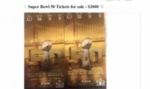 Denver Broncos Fan Drops $6,000 on Fake Super Bowl Tickets (Video)