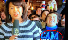 "NFL Network Airs Fan With ""Cam F*ckin Newton' T-shirt (Video)"