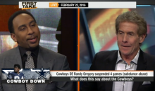 Stephen A. Smith: The Cowboys Are An Accident Waiting To Happen (Video)