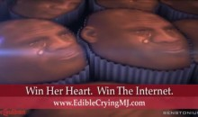 Edible Crying Jordan Faces For Valentine's Day (Video)
