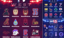 The NBA All-Stars Got Their Very Own Emojis (Twitter)
