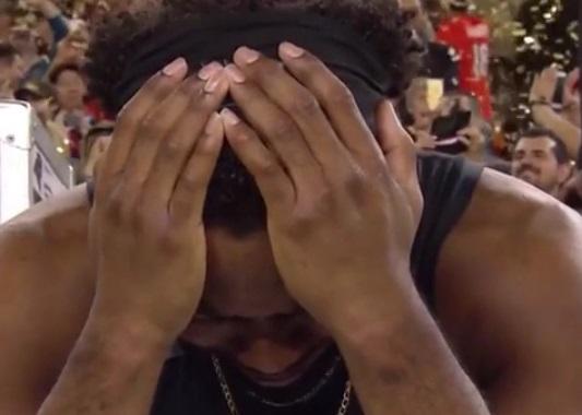 jn crying