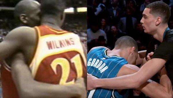 Aaron Gordon vs. Zach LaVine at NBA Slam Dunk Contest