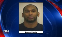 Former Dallas Cowboys RB Joseph Randle Arrested Again For 6th Time In 17 Months