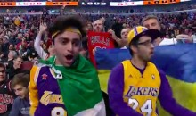 These Kobe Bryant Superfans Danced Up a Storm in Chicago (Video)