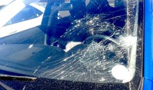 Cubs Fan Parks Too Close to Field, Gets Windshield Smashed by Kyle Schwarber Moonshot (Pics)