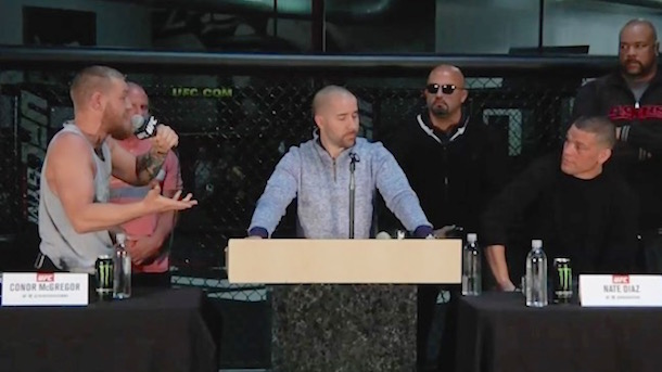 mcgregor-diaz press conference