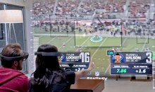 Microsoft HoloLens Virtual Reality Computer Could Change the Way We Watch Sports (Videos)