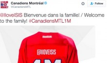 Montreal Candiens Twitter Promotion Goes Horribly Wrong, Results in a Bunch of Racist Tweets (Pics)
