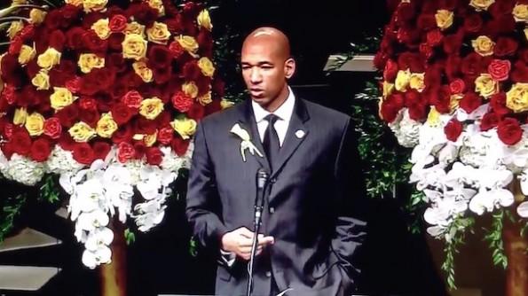 monty williams eulogy forgiveness