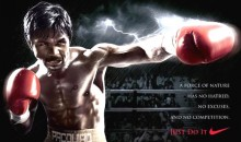 Nike Drops Manny Pacquiao Over Derogatory Comments About Gay People