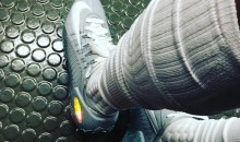 Odell Beckham Rocked 'Back to the Future' Cleats at the Pro Bowl (Pics)